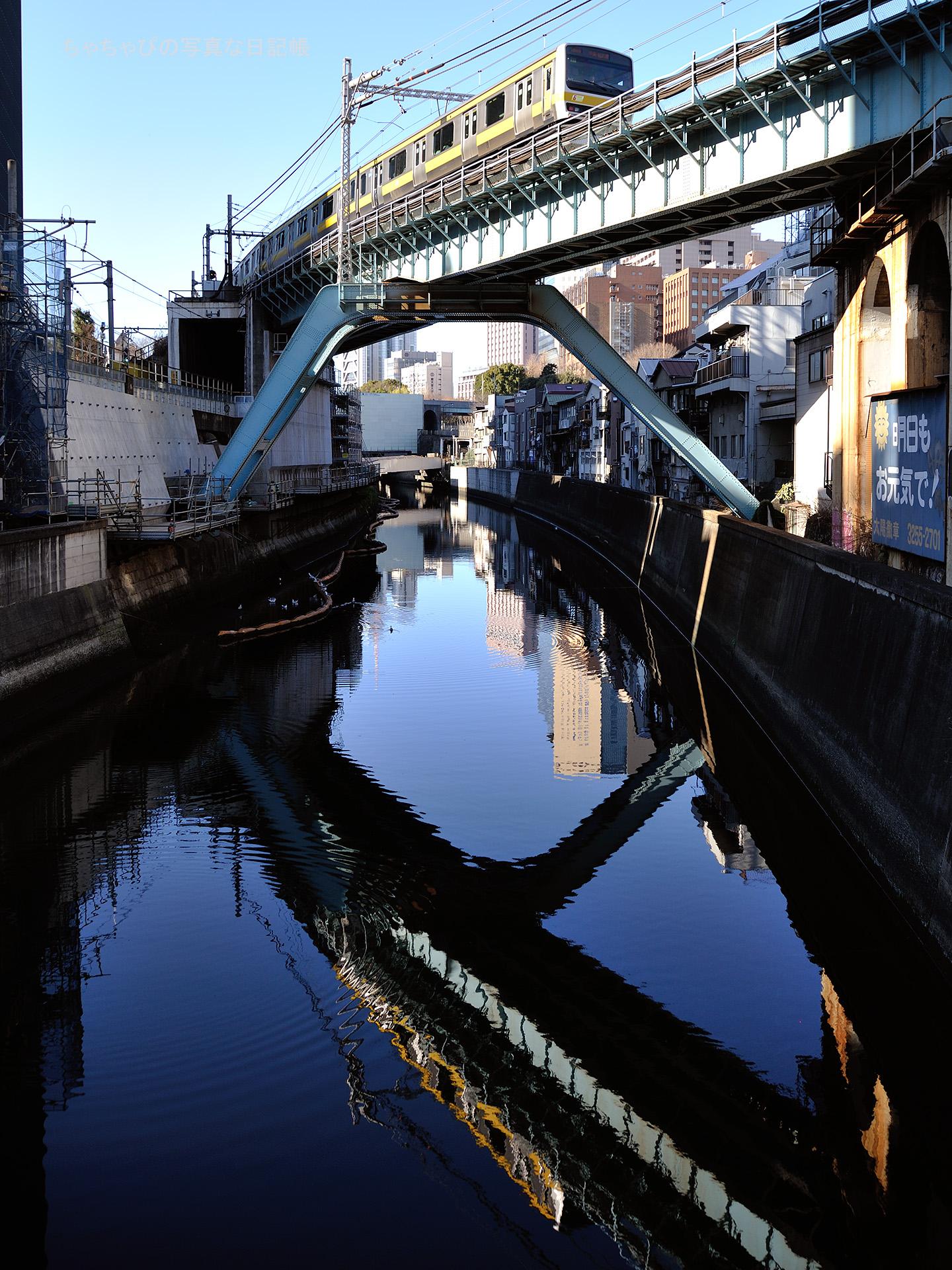 中央・総武緩行線 秋葉原駅~御茶ノ水駅  209系500番台